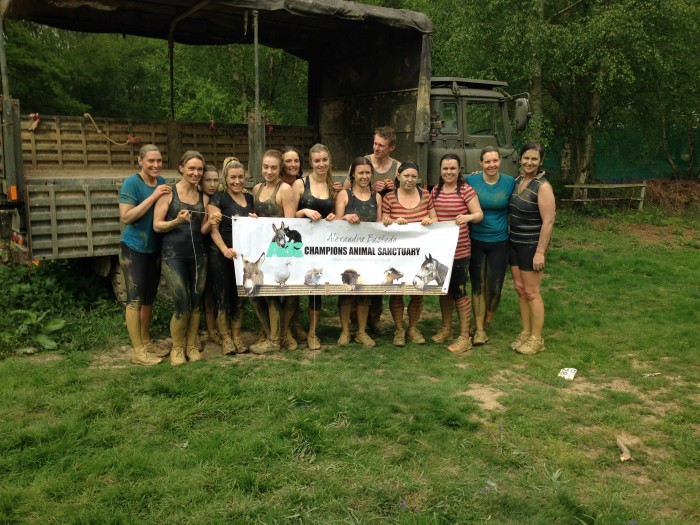 mud run for charity